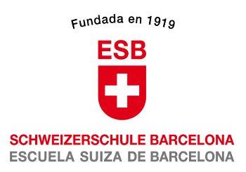 Escuela Suiza Barcelona Logo